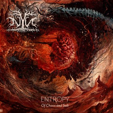 "NYN ""Entropy: Of Chaos And Salt"""