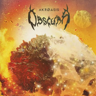 """Obscura """"Akroasis"""""""
