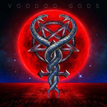 """Voodoogods """"The Divinity Of Blood"""""""