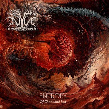 "NYN ""Entropy: Of Chaos And Salt"""