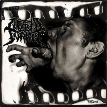 "Cerebric Turmoil/Defeated Sanity ""Split EP"""