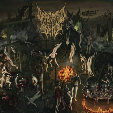 """Defeated Sanity """"Chapters Of Repugnance (Re-release)"""""""